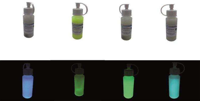 Weichplastikfarben