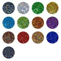 Holografisches Glitter