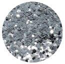 Standard Glitter Silber