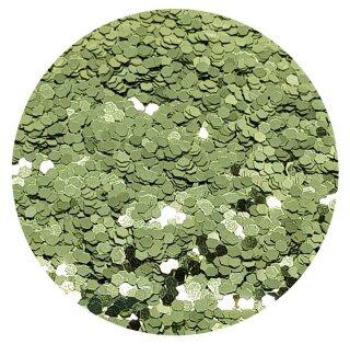 Standard Glitter Hellgrün