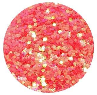 UV Glitter Rot