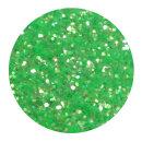 UV Glitter Grün 1,0 mm 20 ml