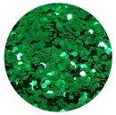 Standard Glitter Dunkelgrün 0,4 mm 20 ml