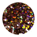 Holografisches Glitter Kupfer 1,5 mm 20 ml