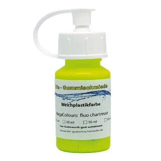 Mega Color Farbe Fluo Chartreuse