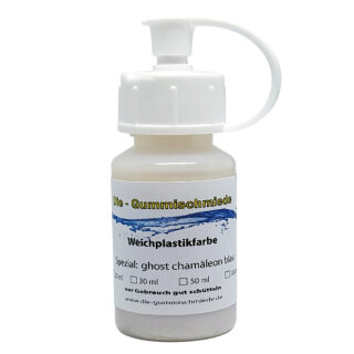 Spezial Farbe Ghost Chameleon Blue