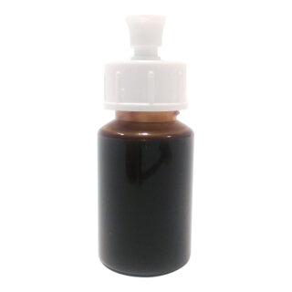 Spezial Farbe Motoroil grünlich UV 30 ml