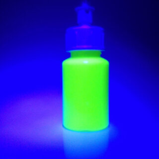 UV-Farbe Fluo Chartreuse 30 ml