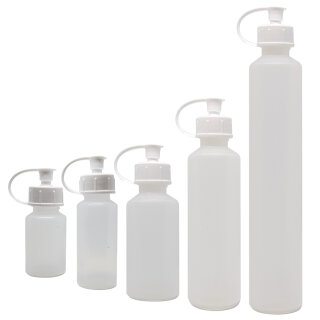 Leere Kunststoffflaschen mit Spritzverschluß 30 -100ml