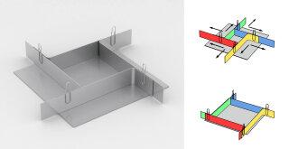 Formenbaurahmen - modular