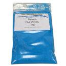 Pigment Fluo-UV blau 10g