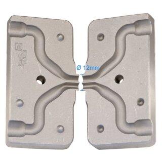 YourMold Twinadapter für Aluminium Injektor