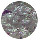 Crushed Ice Glitter irisierend pink 20 ml